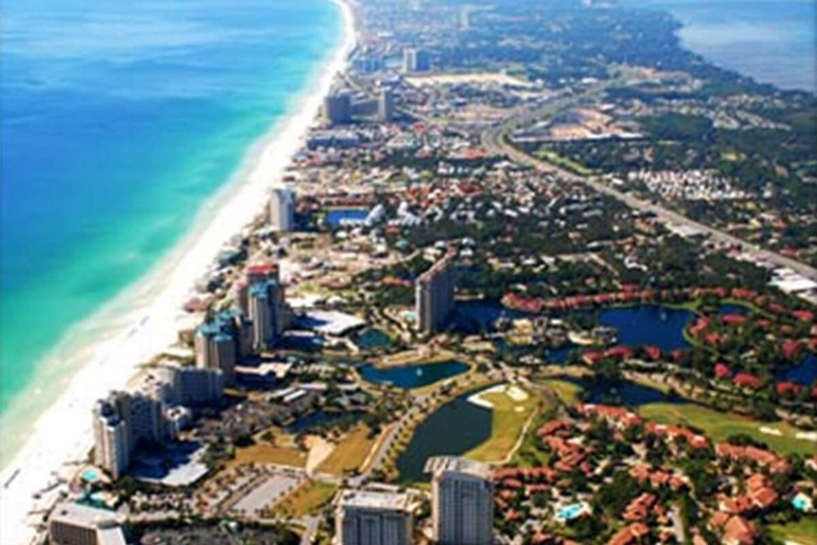 Miramar Beach Florida Occupies A 5 Mile Stretch Of Land Located Between Destin To The West And Santa Rosa East Measuring Just Over One At