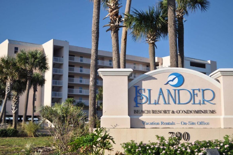 Islander Beach Resort Condominium image.