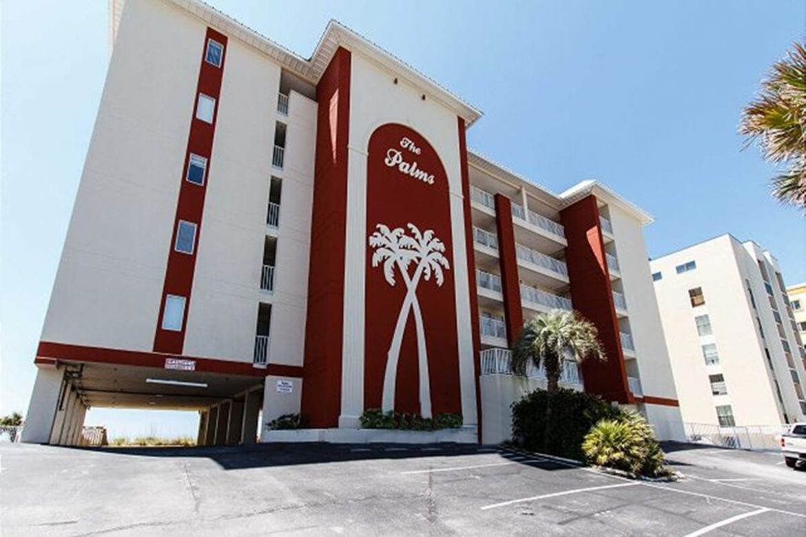 The Palms Condominium image.